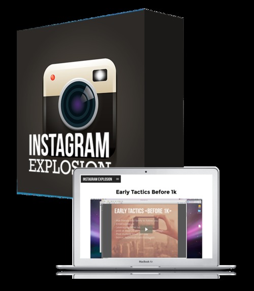 Product picture Want to rapidly grow your Instagram to 200k+ followers?