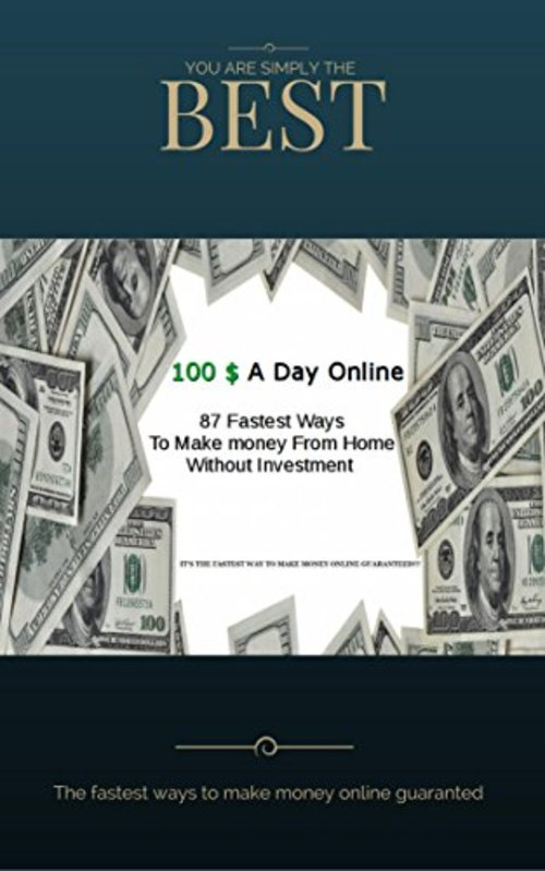 Product picture 87 Ways To Make $100 Or  More Per Day Online
