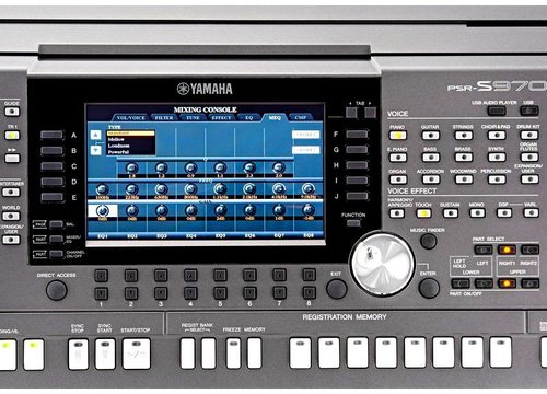 Product picture Styles Pack US Clavier Yamaha Tyros-PSR-CVP-Genos
