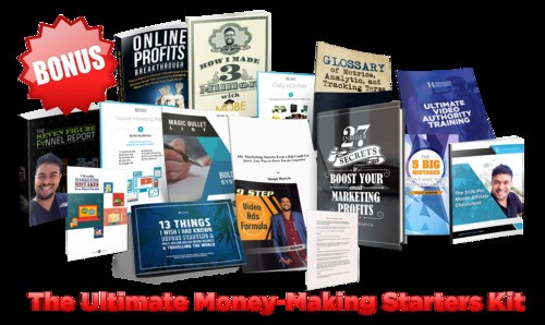 Product picture Ultimate Money Making Starters Kit